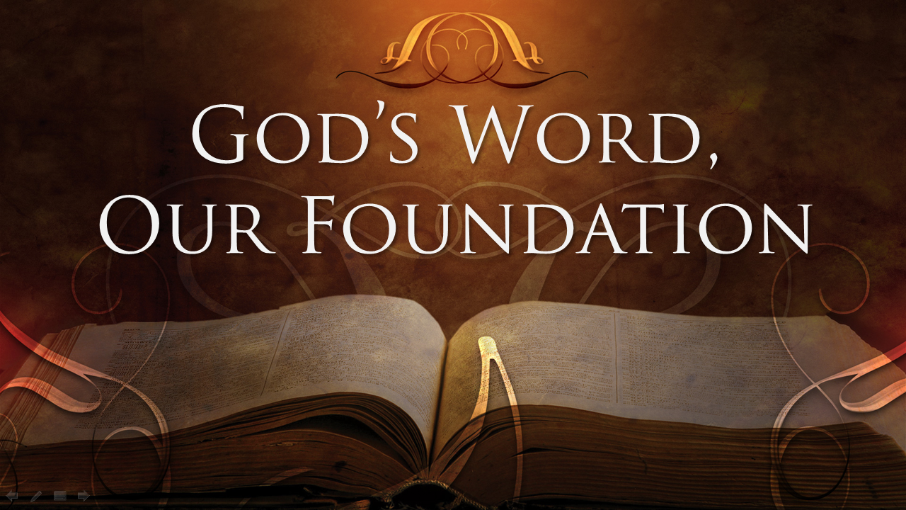 the bible is gods word essay The earliest written form of the germanic word god comes from the 6th  of the bible, when the word lord is in  to any belief in a god or gods, ie.