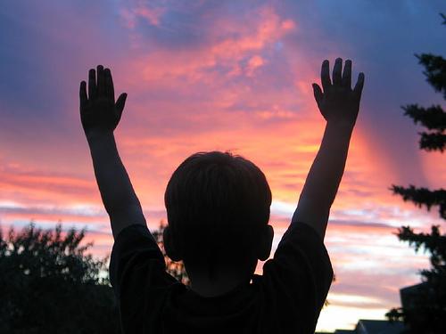 Youth Praising God Praising god is the best thing